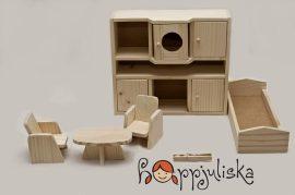 Hoppjuliska sokajtós bútor