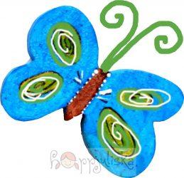 Hungarocell pillango
