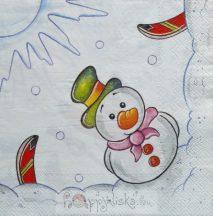 Téli szalvéta