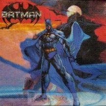 Batman szalvéta