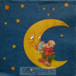 Manó a Holdon szalvéta