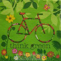 Kerékpáros szalvéta