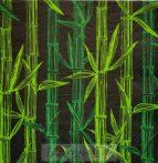Bambusz szalvéta