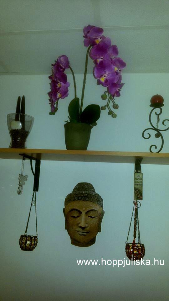Buddha fej a helyén
