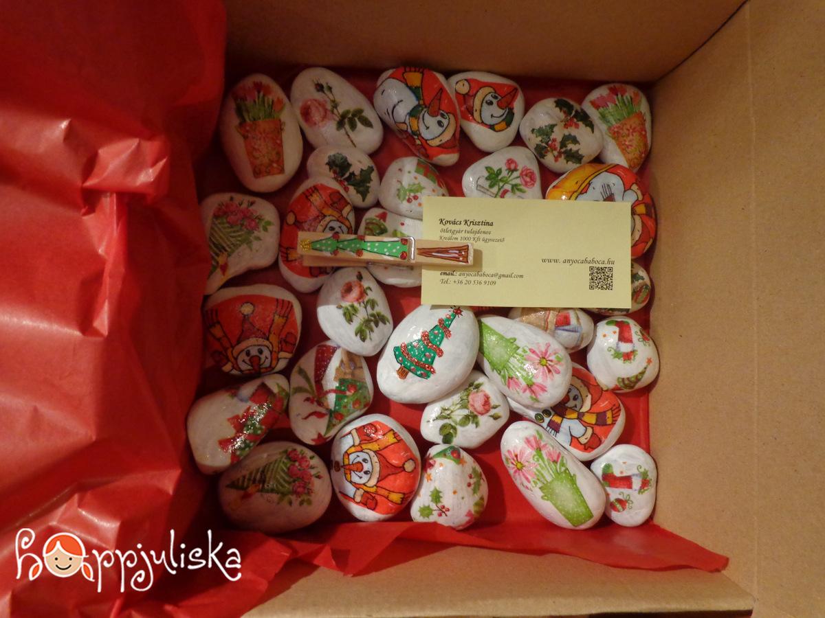 Karácsonyi kavicsok